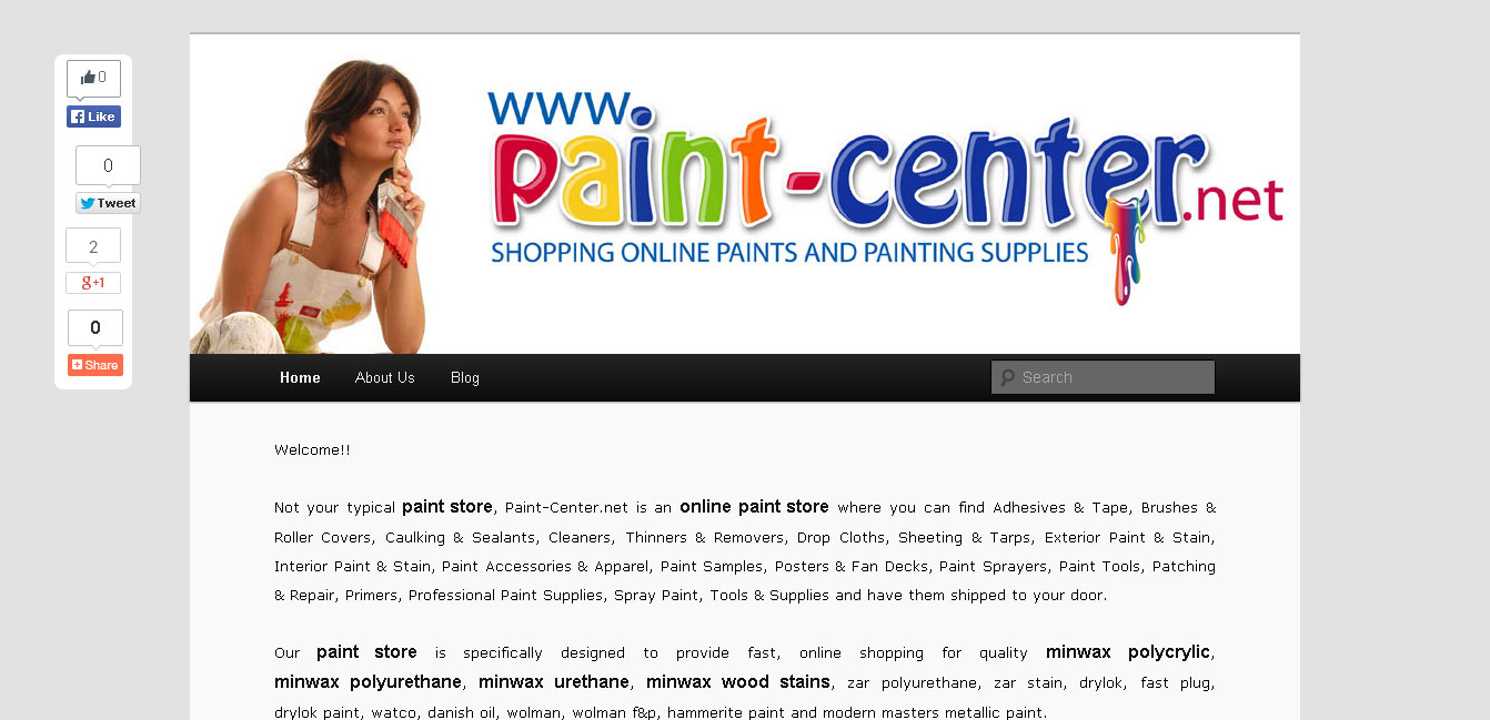 Paint-Center.net (Blog)