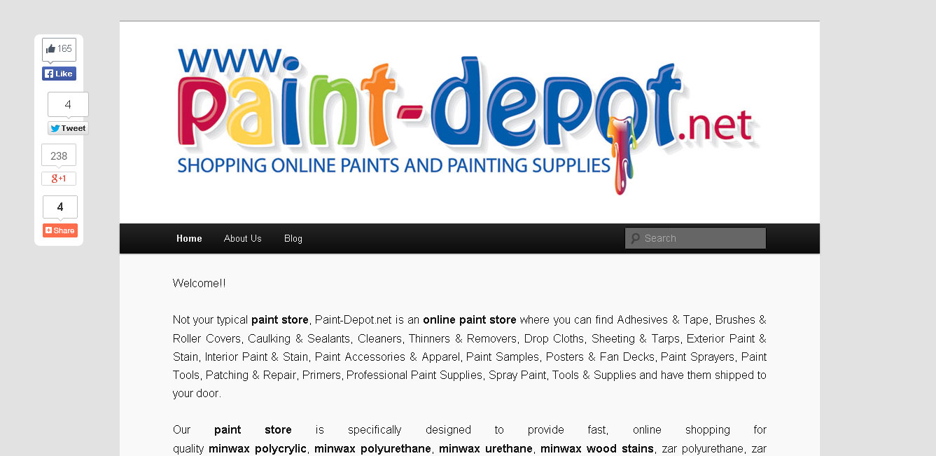 Paint-Depot.net (Blog)
