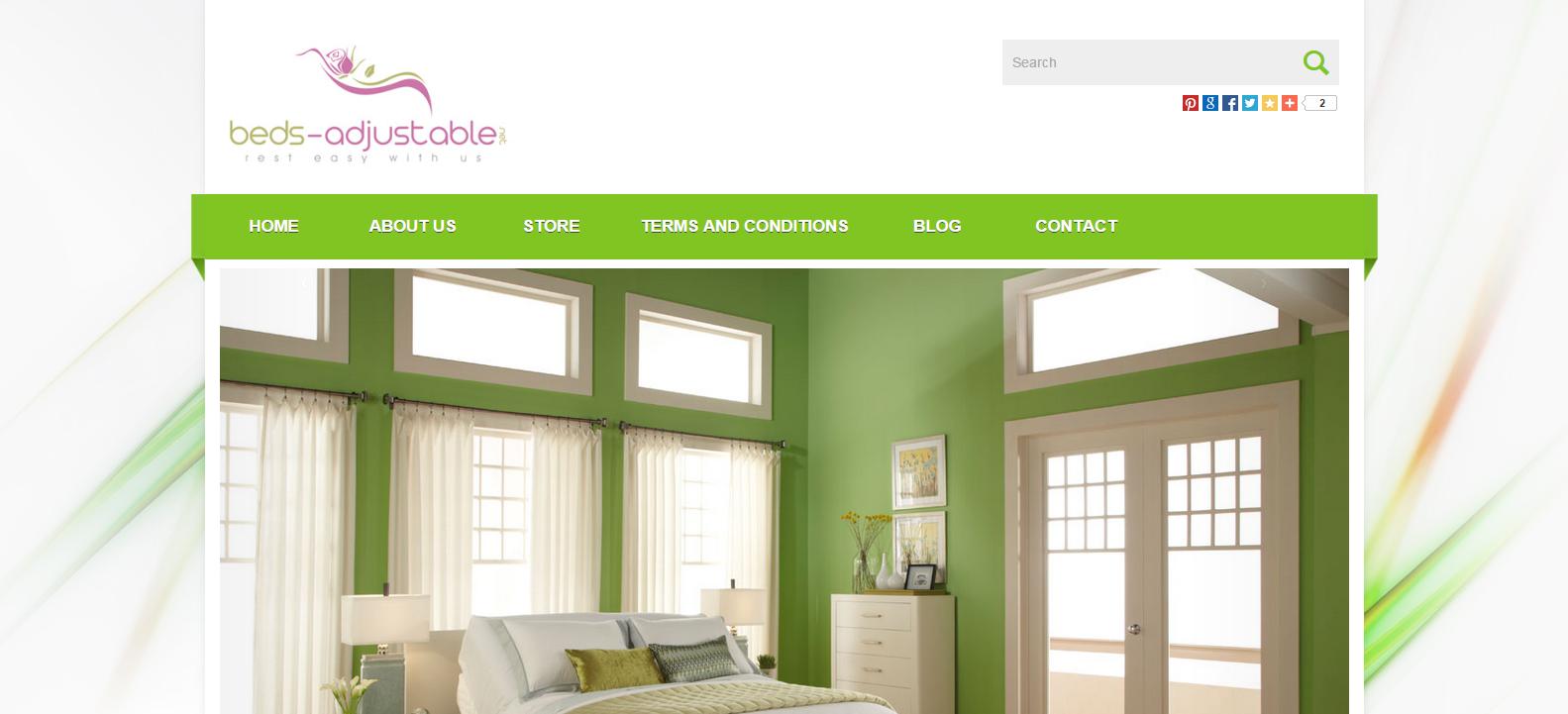 Beds-Adjustable.net (eCommerce)