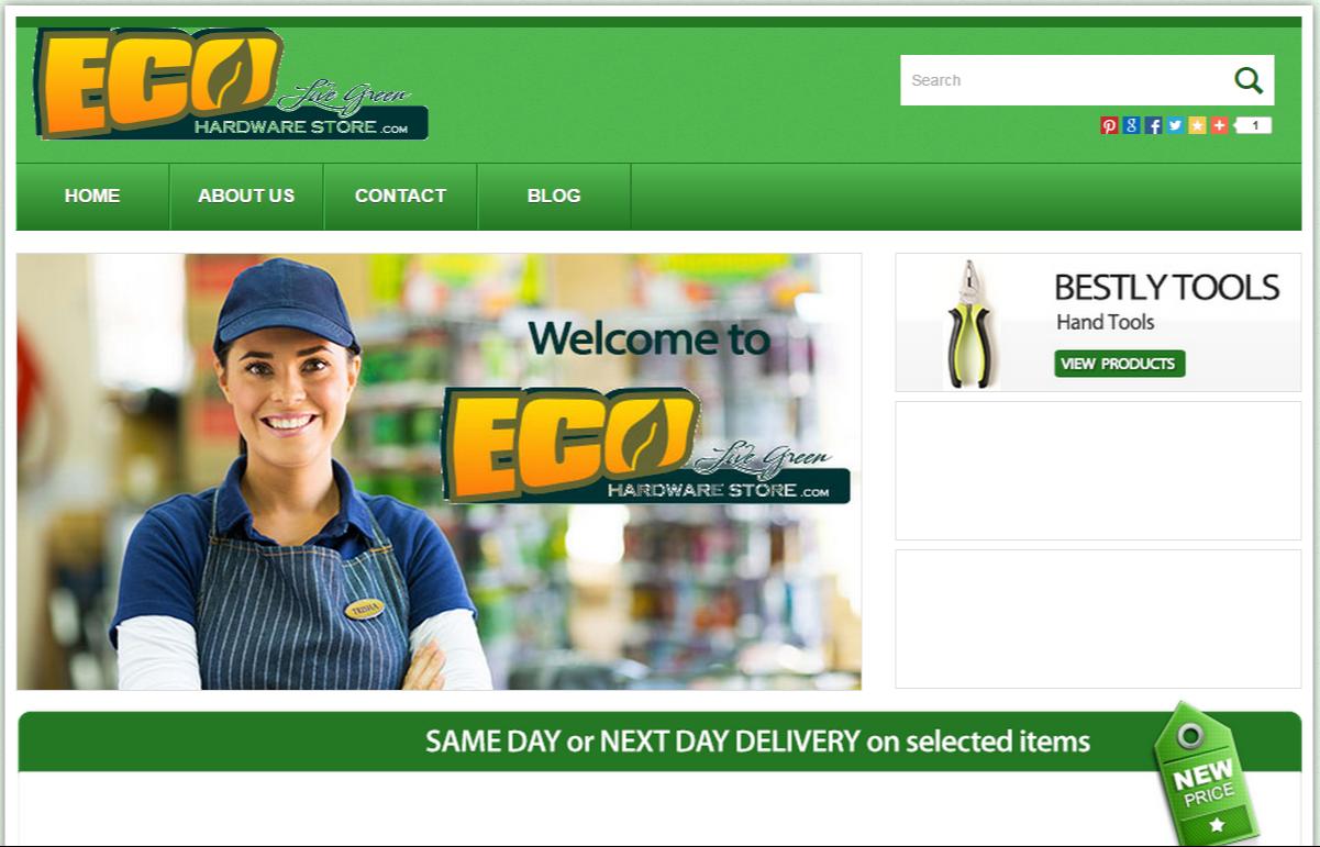 Eco Hardware Store