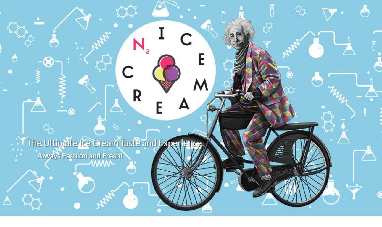 Web Design-NiceCream-El Doral-FL