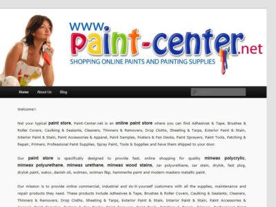 Web Design-PaintCenter-Miami-Fl