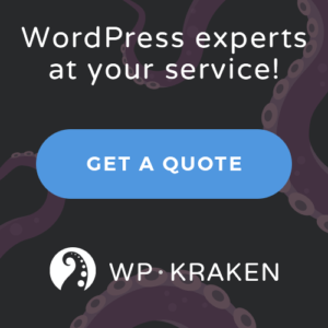 Web Development-WP Kraken