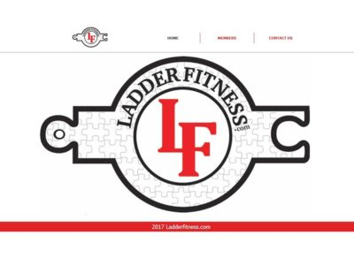 Ecommerce Website-LadderFitness-Miami-Fl