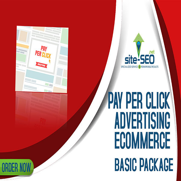 Google Pay Per Click Advertising-Ecommerce Package-Order Now and Save up to 30%
