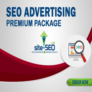 SEO Advertising Premium Package-Order Now