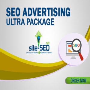 SEO Advertising Ultra Package-Order Now