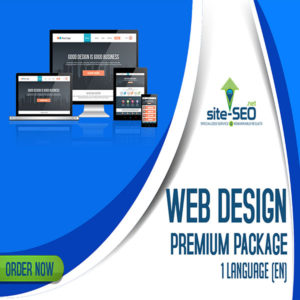 Web Design Premium Package-Order Now and Save up to 30%
