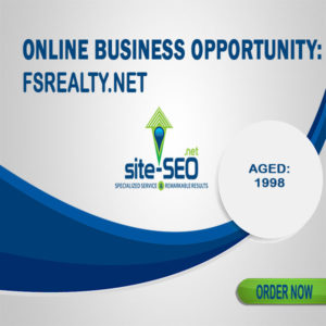 Online Business Opportunity-FsRealty