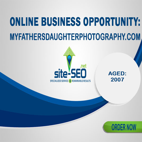 Online Business Opportunity-MyFathersDaughterPhotography