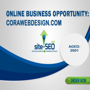 Online Business Opportunity-CoraWebDesign