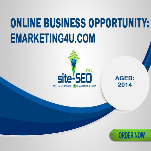 Online Business Opportunity-Emarketing4u