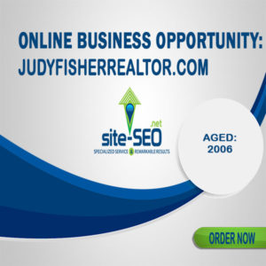 Online Business Opportunity-JudyFisherRealtor