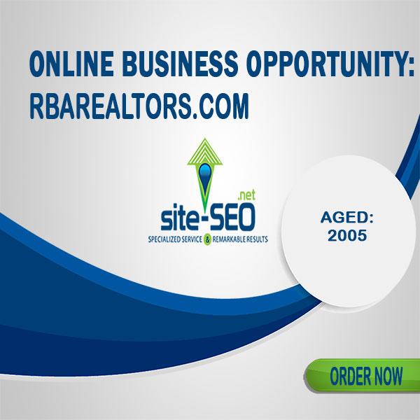 Online Business Opportunity-RbaRealtors