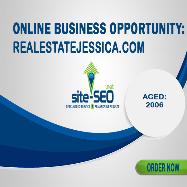 Online Business Opportunity-RealEstateJessica