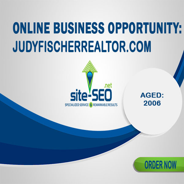 Online Business Opportunity-JudyFischerRealtor