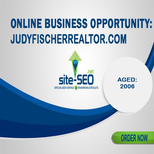 Online Business Opportunity-JudyFischerRealtor