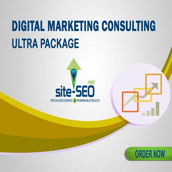Do You Need Help Growing Your Business? Digital Marketing Consulting-Ultra Package