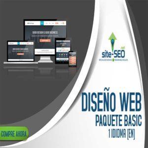 Diseño Web-Paquete Basic
