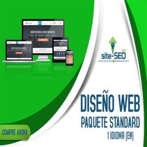 Diseño Web-Paquete Standard