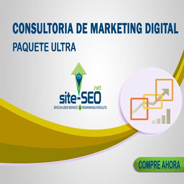 Consultoria Marketing Digital-Paquete Ultra