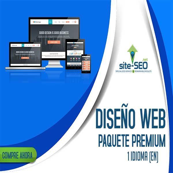 Diseño Web-Paquete Premium